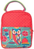 Chumbak Lunch Bag (Red, 1 L)