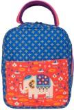Chumbak Lunch Bag (Blue, 1 L)