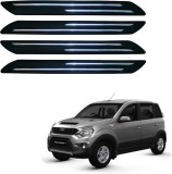 AdroitZ Plastic Car Bumper Guard (Black,...