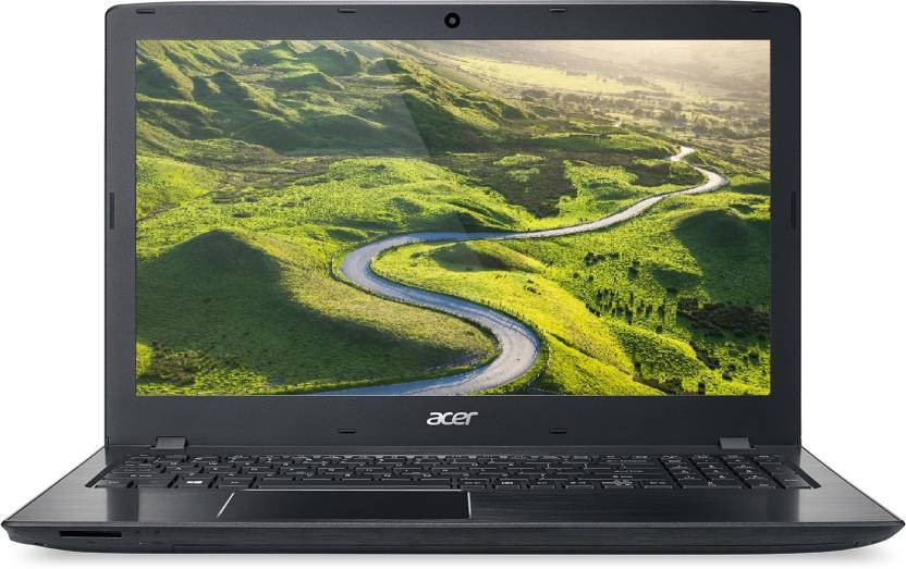 Acer E Series Core i3 6th Gen - (4 GB/1 TB HDD/Linux) Aspire E5-575-3203 Notebook(15.6 inch, Black, 2.23 kg) (Acer) Tamil Nadu Buy Online