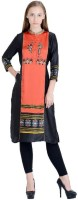 Pari Women's Clothing - Pari Traders Casual Solid Women's Kurti(Multicolor)