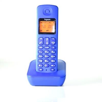 Gigaset A100 Cordless Landline Phone(Blue)