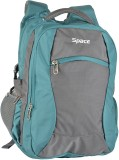 Space 15.6 inch Laptop Backpack (Grey)