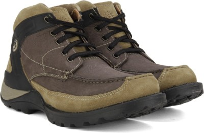 Woodland Leather Boots