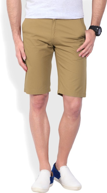 Peter England Men's Shorts