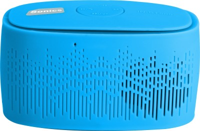 Sonics IN-BT509 Portable Bluetooth Mobile/Tablet Speaker(Blue, 2.1 Channel)