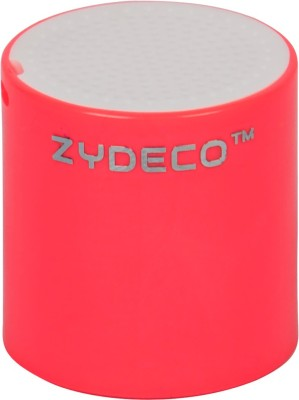 zydeco Smart Box Bluetooth Speaker Portable Bluetooth Mobile/Tablet Speaker(Red, 2.1 Channel)