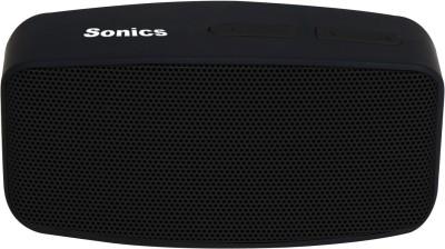 Sonics SL-BS144 FM Portable Bluetooth Mobile/Tablet Speaker(Black, 2.1 Channel)