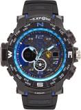 Exponi SPO-23 Analog-Digital Watch  - Fo...