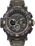Exponi SPO-21 Analog-Digital Watch  - Fo...