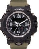 Exponi SPO-08 Analog-Digital Watch  - Fo...