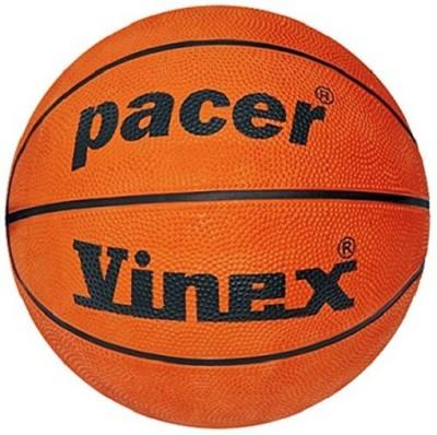 Vinex VBB-PACS7 Pacer Basketball - Size: 7, Diameter: 24 cm(Pack of 1, Orange)