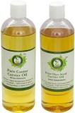 R V Essential Castor (100ml) and Flax Se...