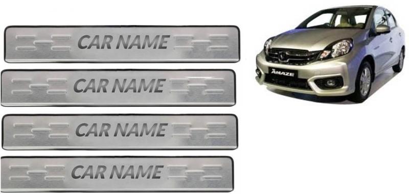 Kingsway Stainless Steel Car Door Guard(Silver, Pack of 4, Honda,...