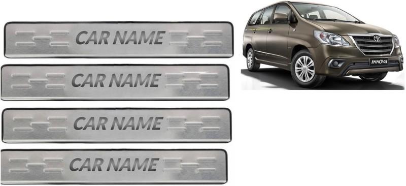Kingsway Stainless Steel Car Door Guard(Silver, Pack of 4, Toyota,...