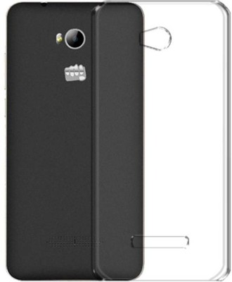 Cover Edge Grip Back Cover for Micromax Canvas Spark 3 Q385(Multicolor)