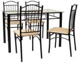 FurnitureKraft 11001 Metal Dining Set (F...