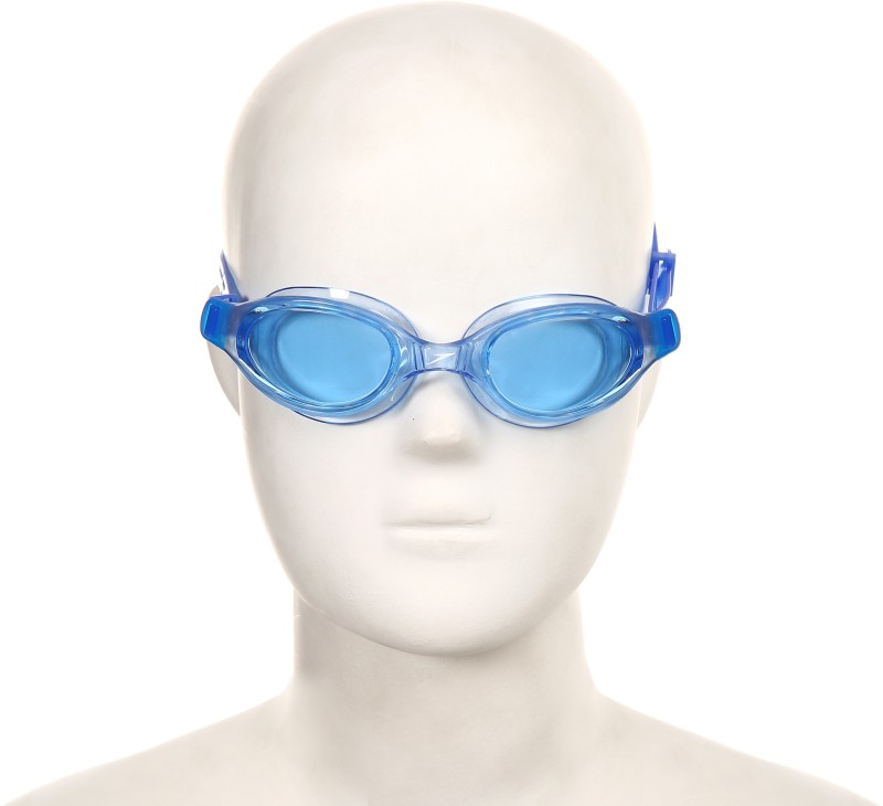 Speedo Unisex - Junior Futura Plus Swimming Goggles(Blue, Blue)