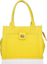 Lady Queen Shoulder Bag(Yellow)