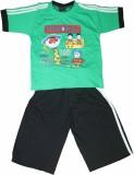 Mankoose Boys Casual T-shirt Capri (Gree...