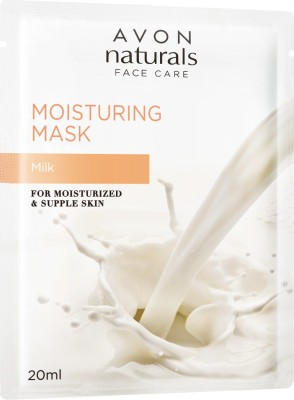 Avon Naturals Moisturizing Mask Milk(20 ml)