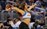 BeLucky Wall Poster women-cheerleaders-b...