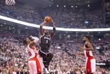 BeLucky Wall Poster NBA-basketball-Kevin-Garnett-Brooklyn-Brooklyn-Nets-nets-Toronto-Raptors-Toronto Paper Print (12 inch X 18 inch, Rolled)