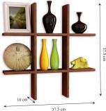 Khan Handicrafts k.007 Wooden Wall Shelf...