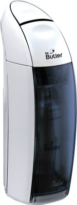 MR. Butler Italia Pure White Soda Maker(White)