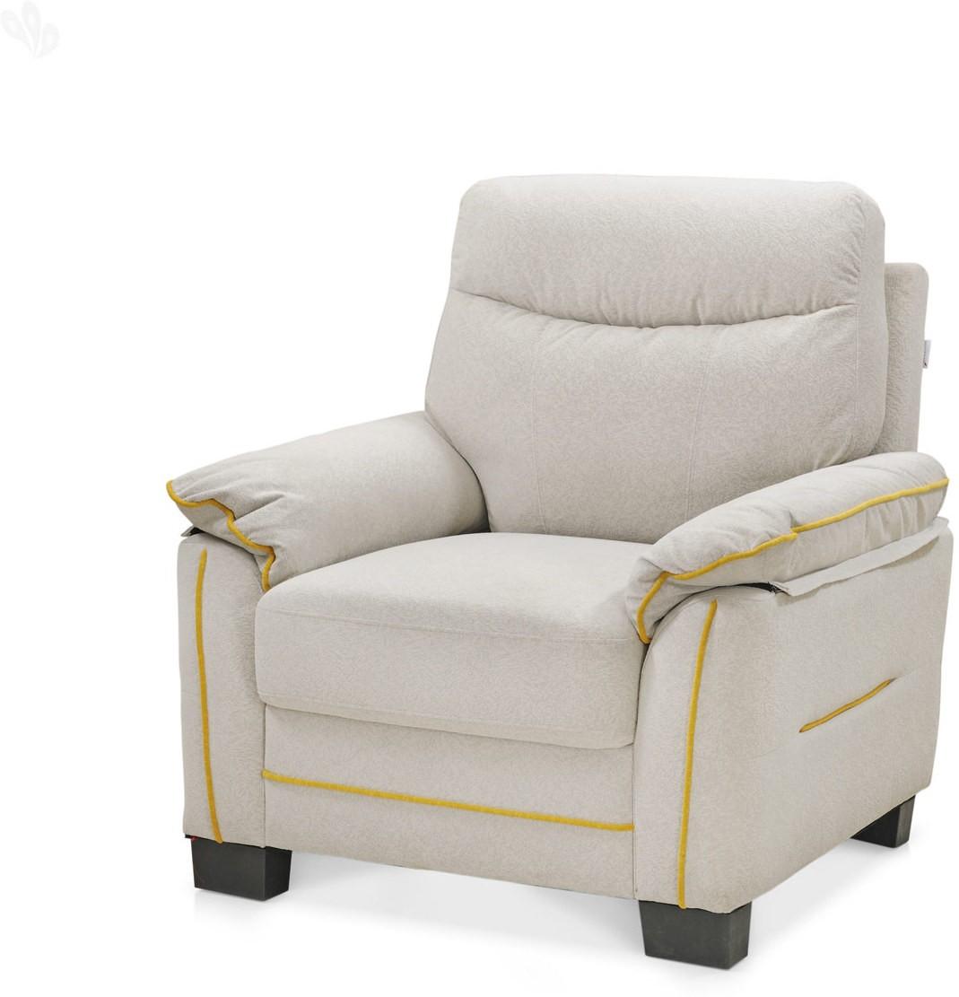 View Royal Oak Engineered Wood 1 Seater Standard(Finish Color - White) Furniture (RoyalOak)