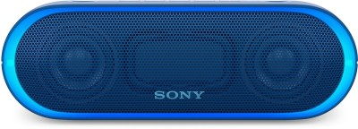 Sony SRS-XB20 Portable Bluetooth Mobile/Tablet Speaker(Blue, Stereo Channel)
