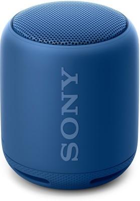 Sony SRS-XB10 Portable Bluetooth Mobile/Tablet Speaker(Blue, Mono Channel)