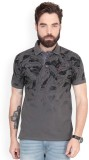 Derby Jeans Community Printed Men's Polo...