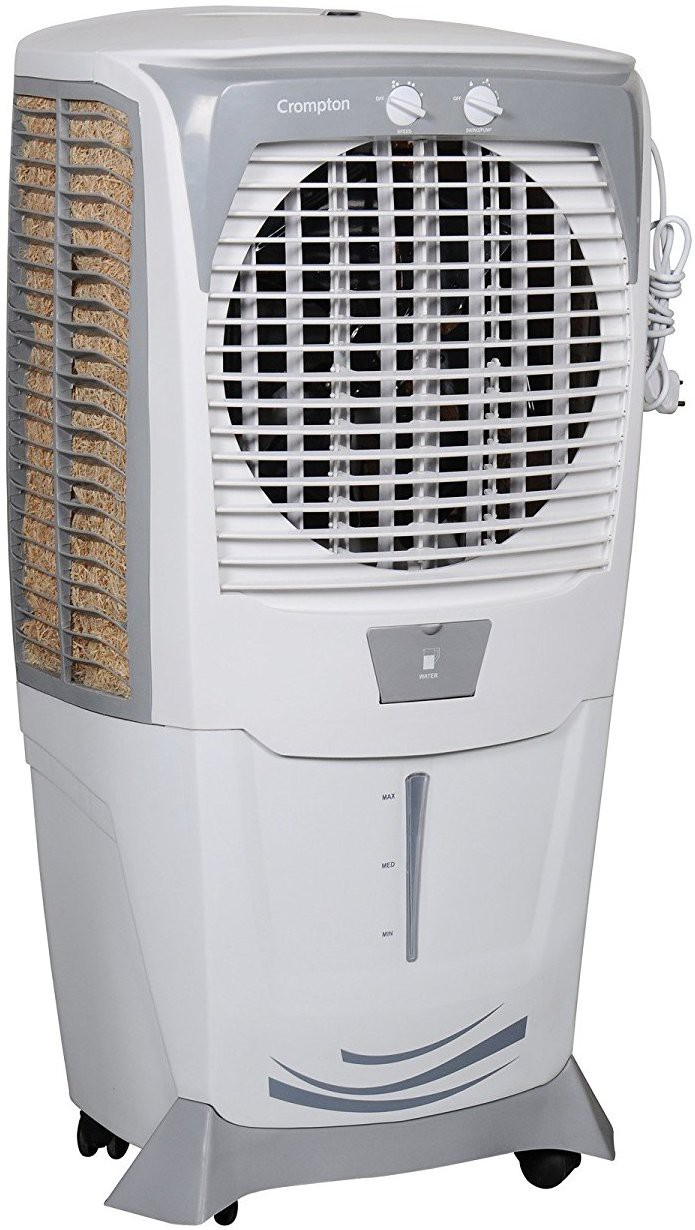 Crompton DAC 881 ozone hunnycomb pad Desert Air Cooler(White, Grey, 88 Litres) Price in India 29 ...