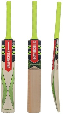 Gray Nicolls Velocity-Ton Kashmir Willow Cricket Bat(Short Handle, 1180 g)