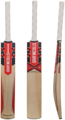 Gray Nicolls Predator3-Blazer Kashmir Willow Cricket Bat(Short Handle, 1180 g)