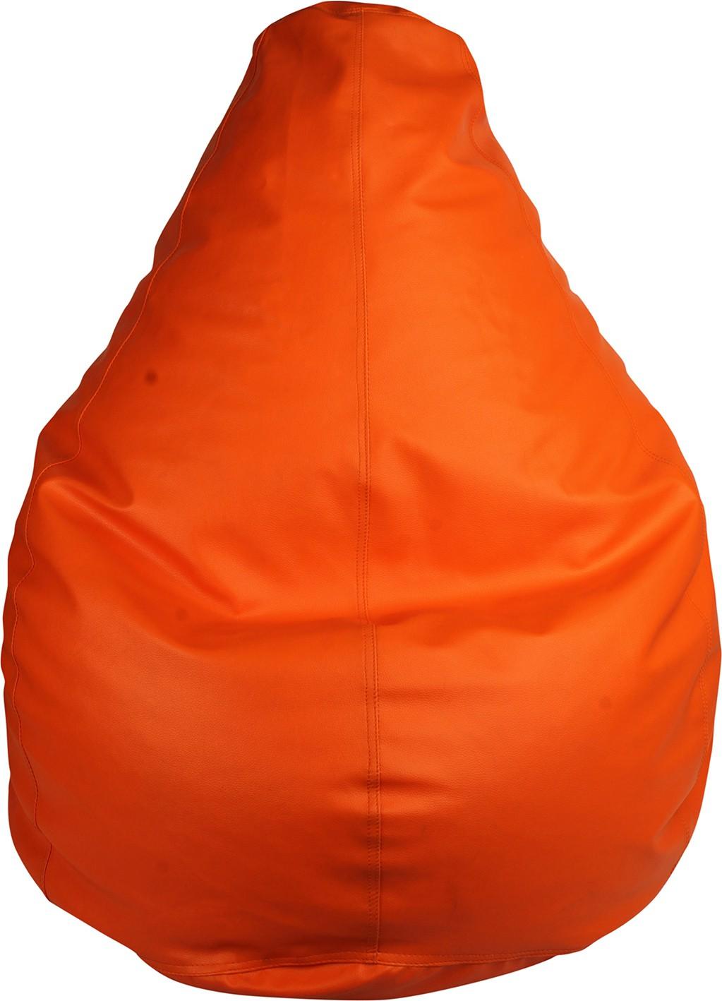 View E'Loisa Medium Bean Bag Cover(Orange) Furniture (E'Loisa)