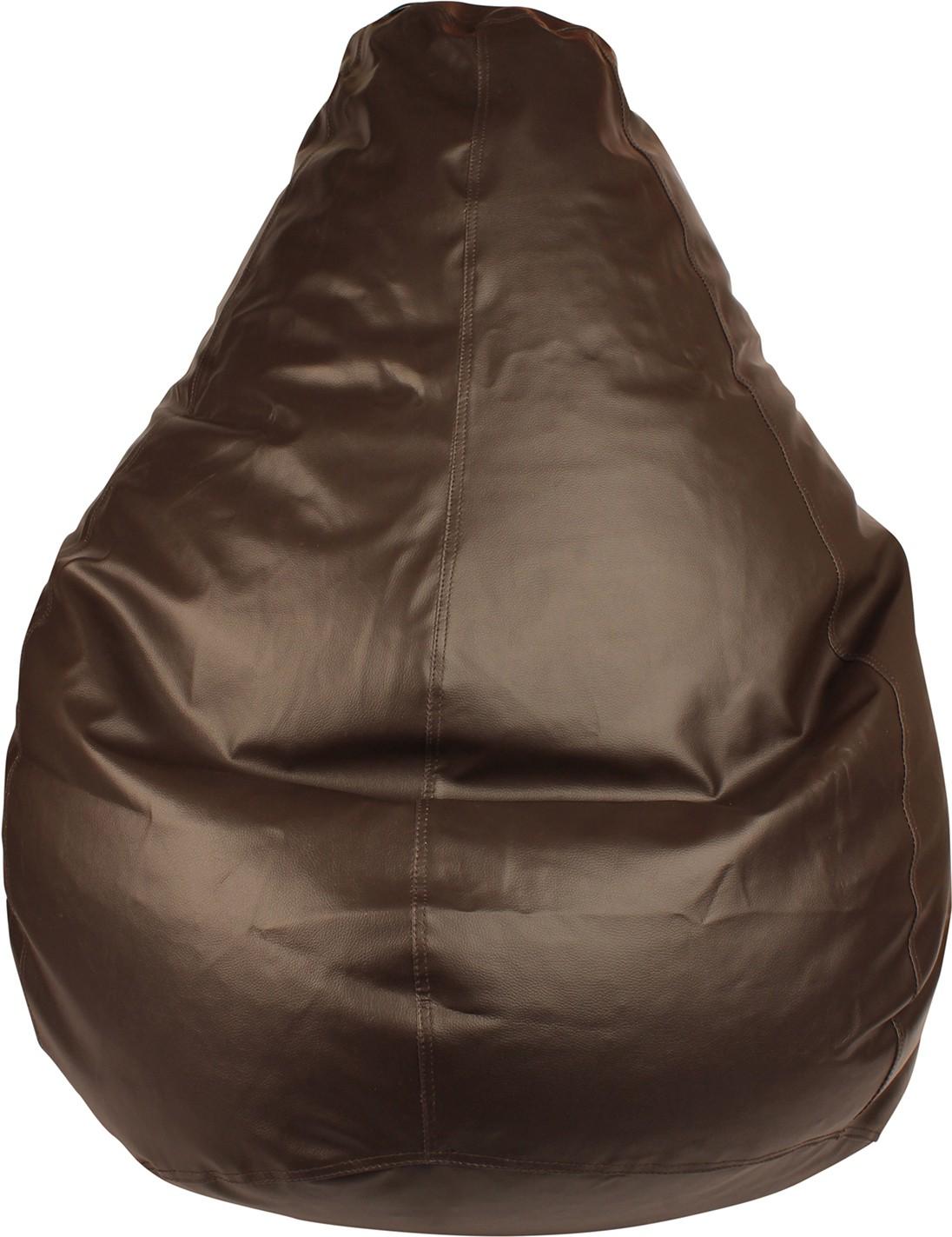 View E'Loisa Medium Bean Bag Cover(Brown) Furniture (E'Loisa)
