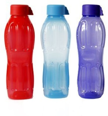 Signoraware Aqua Fresh 500 ml Bottle(Pack of 3, Multicolor)