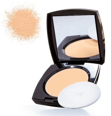Avon Anew True Color Luminious Presses Powder Compact - 11 g(Fair)