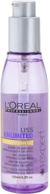 LOreal Paris Liss Unlimited Hair Oil(125 ml)