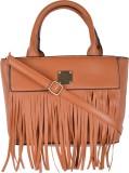 Kleio Hand-held Bag (Brown)