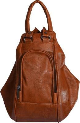 Fristo Women Tan PU Sling Bag