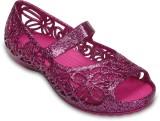 Crocs Girls Slip-on Flats (Pink)