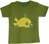 SSMITN Boys & Girls Printed Cotton (Gree...