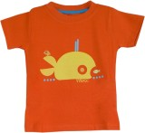 SSMITN Boys & Girls Printed Cotton (Oran...