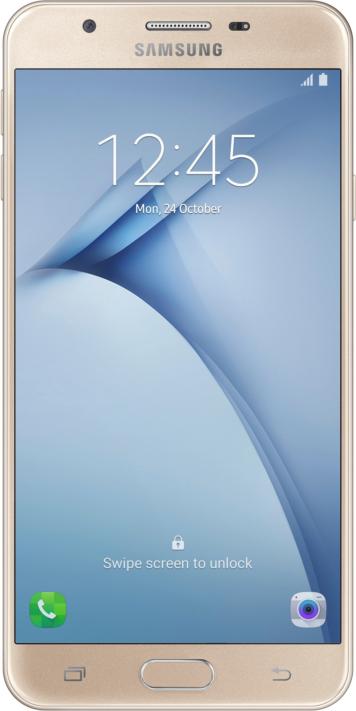 View Samsung Galaxy On Nxt (Gold, 64 GB)(3 GB RAM) Mobile Price Online(Samsung)