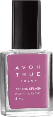 Avon Nailpaint 8 ml(True Color NWP+ 8ml - Orchid Splash)