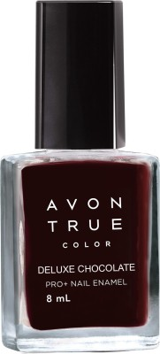 Avon nail polish 8 ml(DELUXE CHOCLATE)