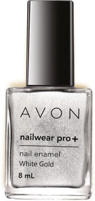 Avon Nailwear Pro+ 8 ml(WHITE GOLD)